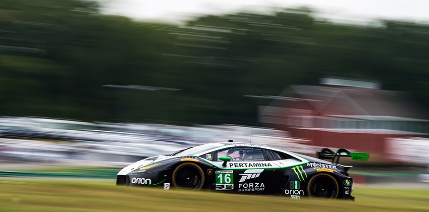 Change Racing Scores Breakthrough IMSA WeatherTech Victory at VIRginia International Raceway
