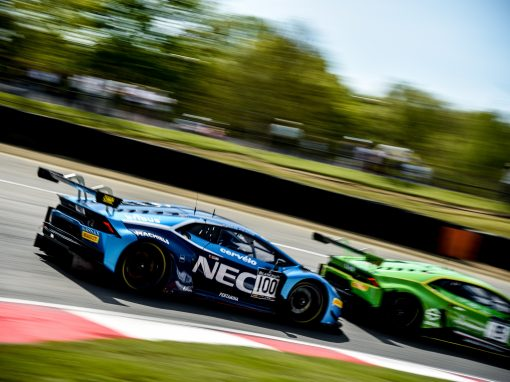 Blancpain GT Series – BSS Brands Hatch
