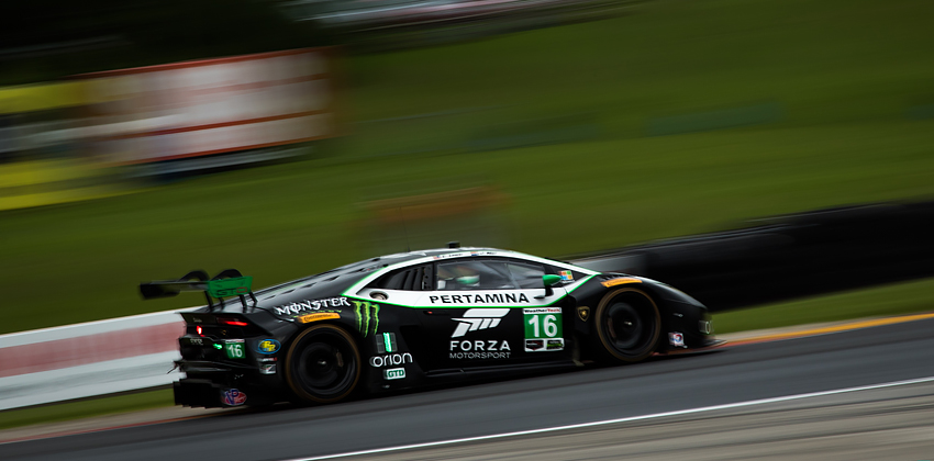 Pole and Victory Mark Big Day for Change Racing at Road America